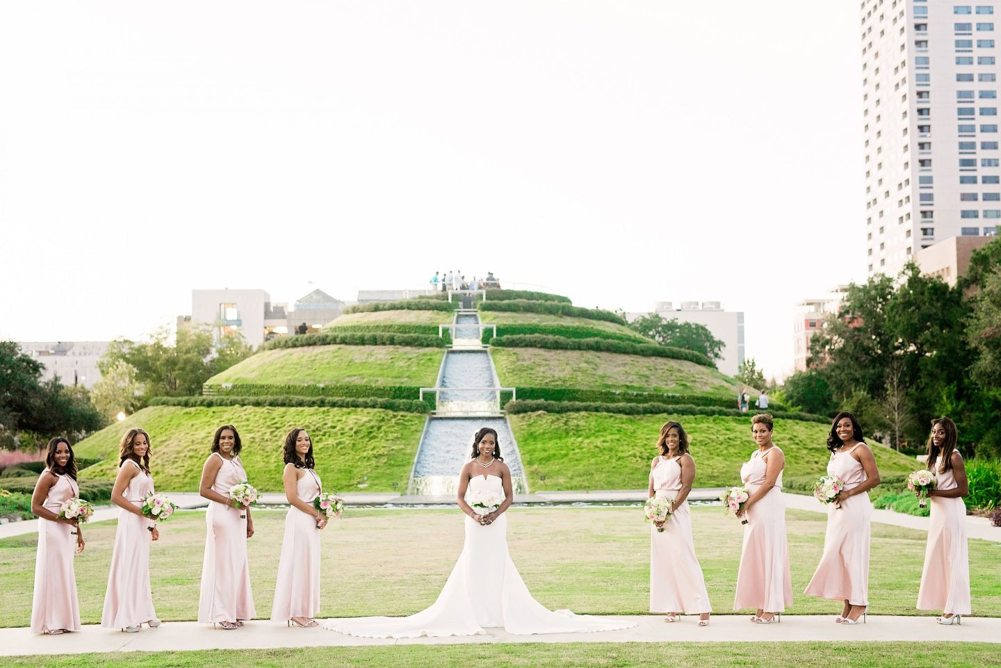 Andre-and-Gina-Pharris-Photography-0064 Houston, TX Wedding at the Buffalo Soldier Museum