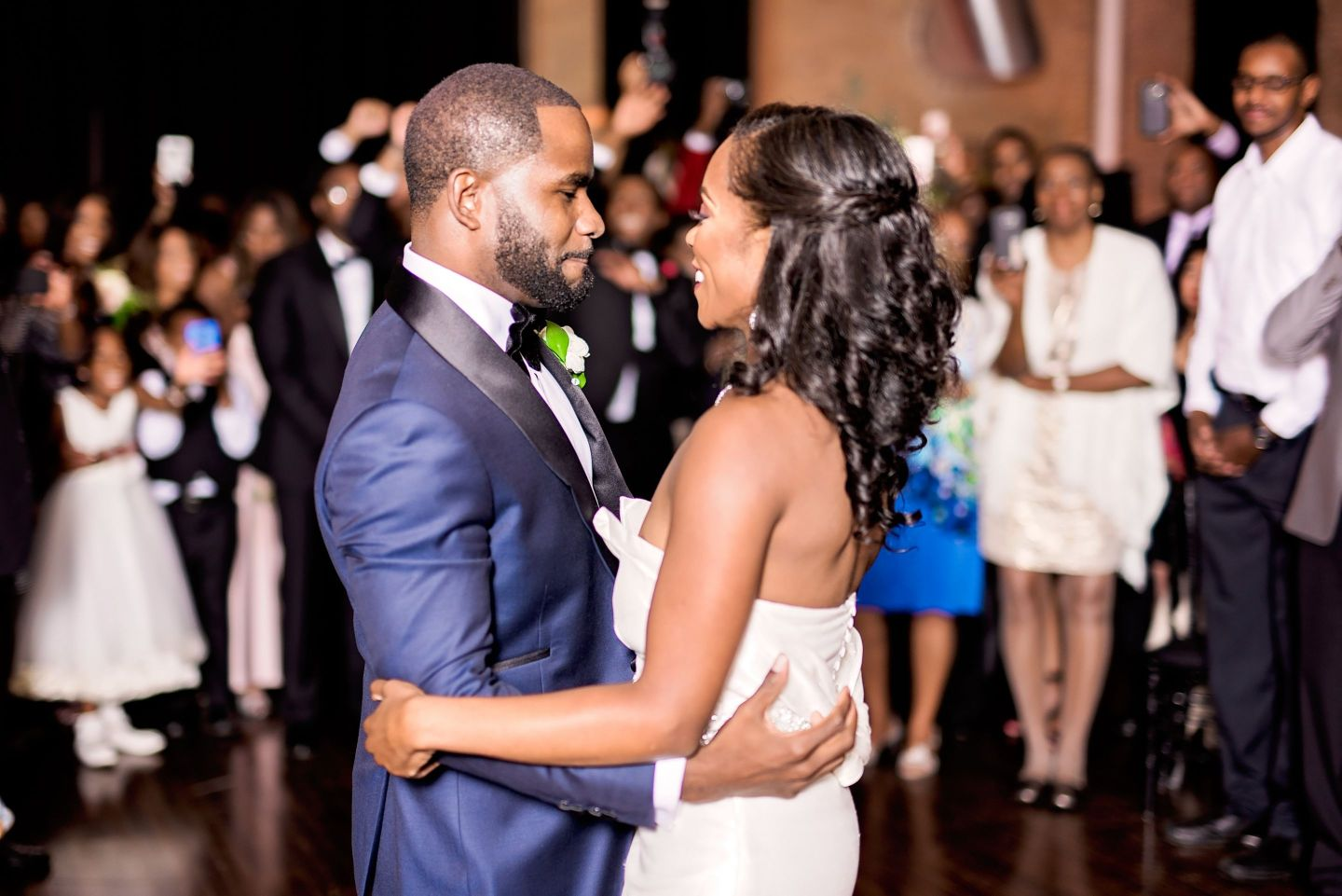 Andre-and-Gina-Pharris-Photography-0077 Houston, TX Wedding at the Buffalo Soldier Museum