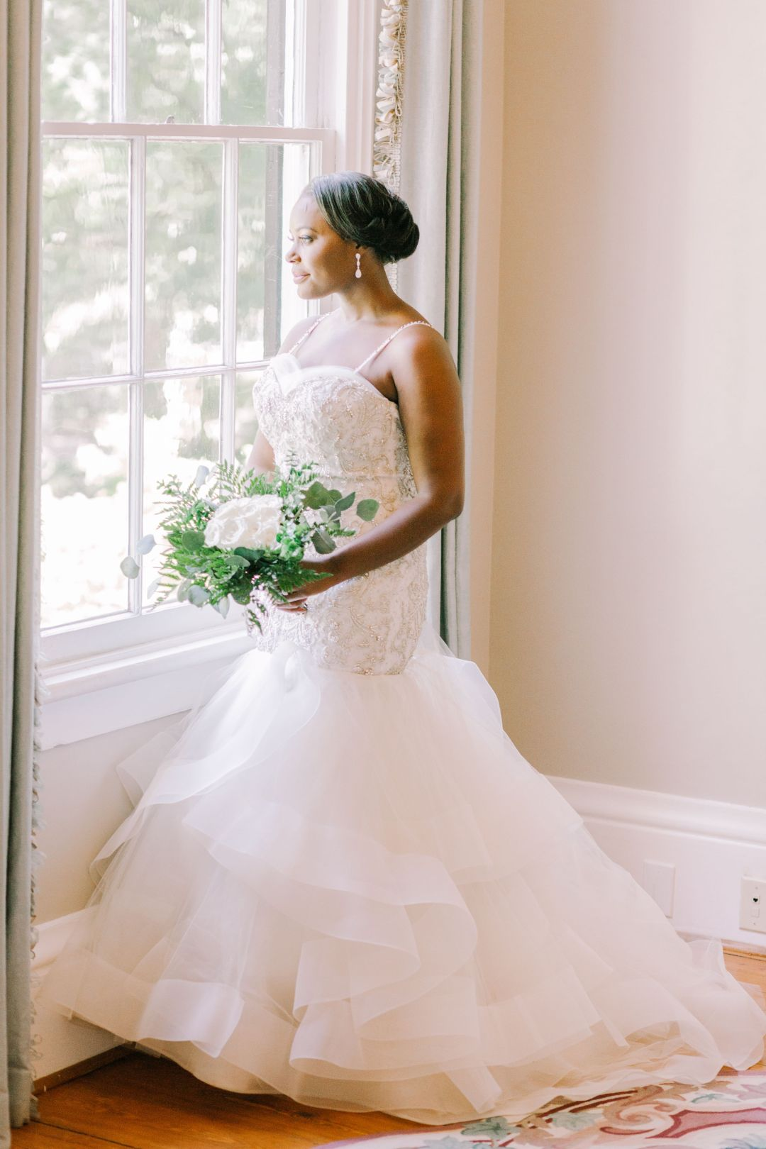 Morgan-Bridals-23-1 South Carolina Wedding with Classic Style