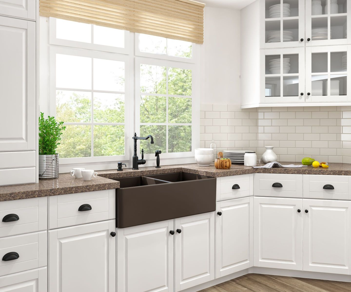 Classico-lifestyle Farmhouse Chic - 5 Tips for Picking a Farmhouse Sink