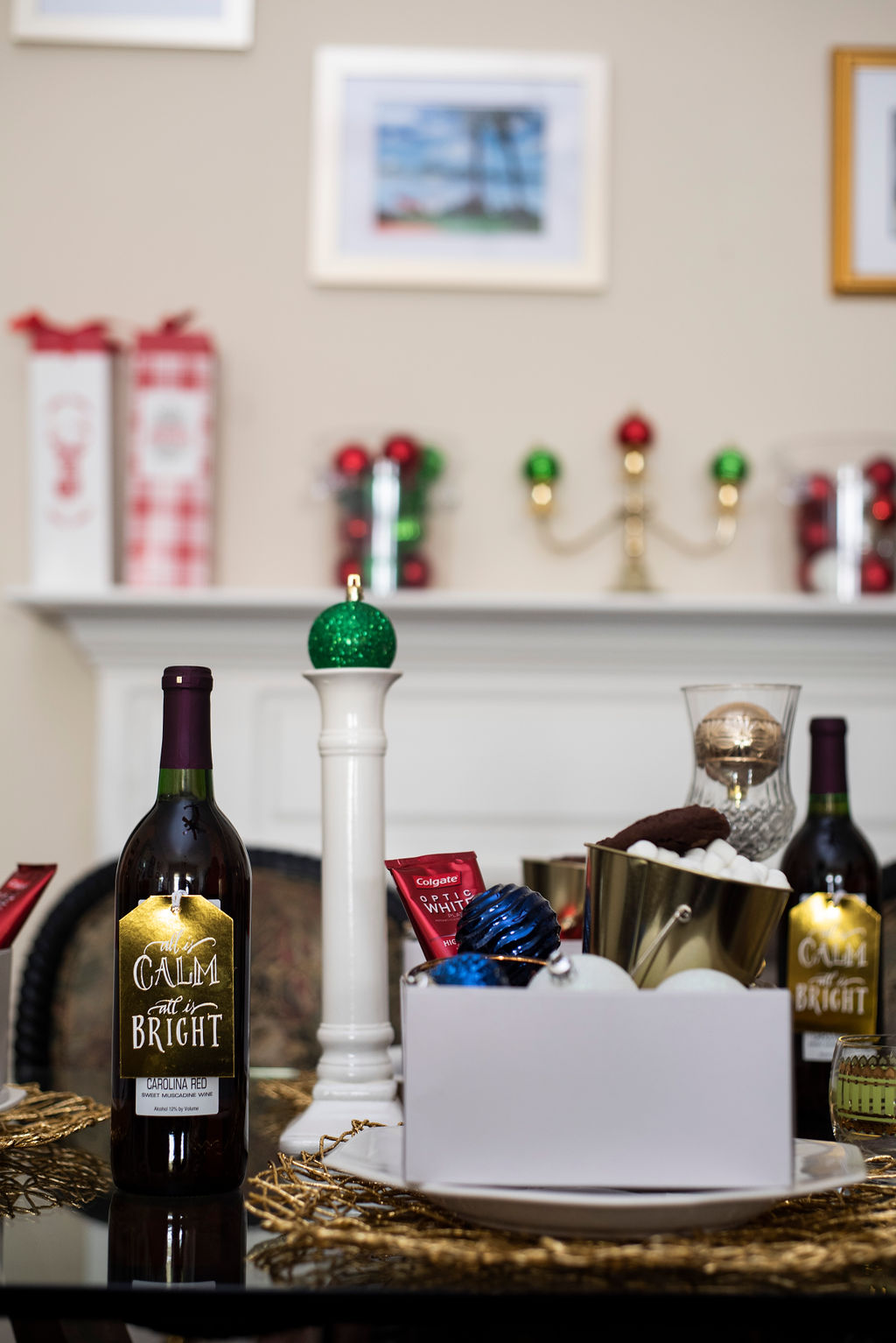 DSC_4863 How to Host a Holiday Wine Mixer with Party Favors Sponsored by Colgate®