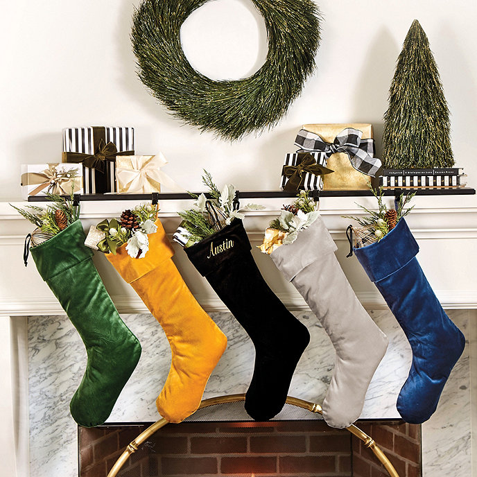 Traditional Holiday Stockings You Must Add to Your Home