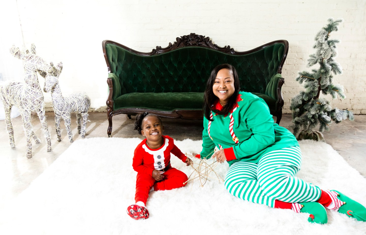 3n7766nw3sdams5cxg64_big Mommy & Me Christmas PJ Session in Greensboro, NC