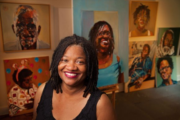 Beverly-McIver 10 Southern Black Women Artists to Watch from Expert Curator Jonell Logan