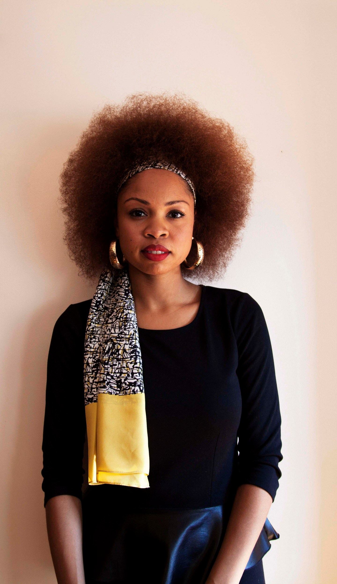 Endia-Self-Portrait-1 10 Southern Black Women Artists to Watch from Expert Curator Jonell Logan