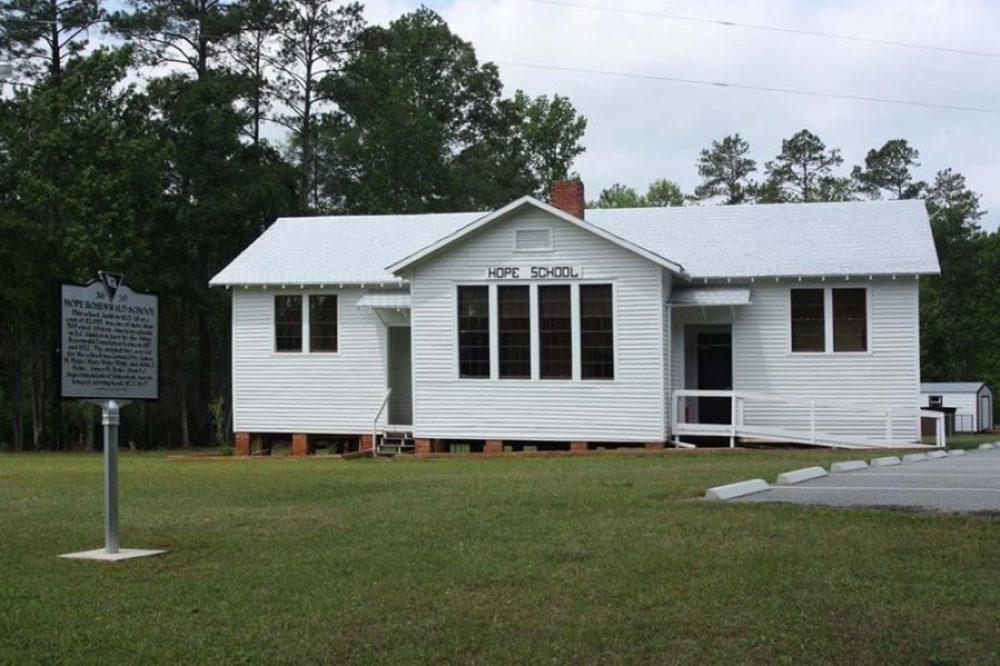 Hope-Rosenwald-School African American Historic Buildings: Rosenwald Schools of South Carolina
