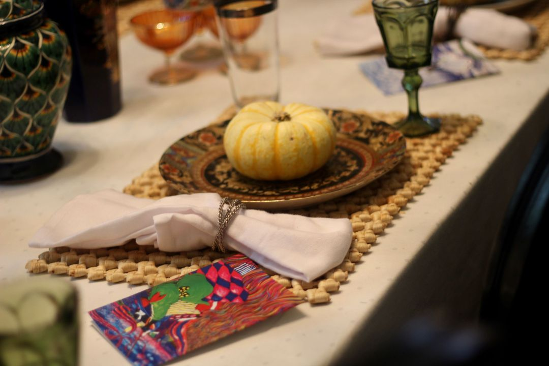 IMG_2578 Pink and Green Tablescape: Preppy Thanksgiving Inspiration