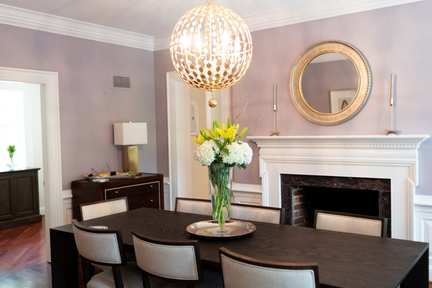 diningroomshot Black-Owned Bed & Breakfast in Maryland: How to Host an Event in an Intimate Venue