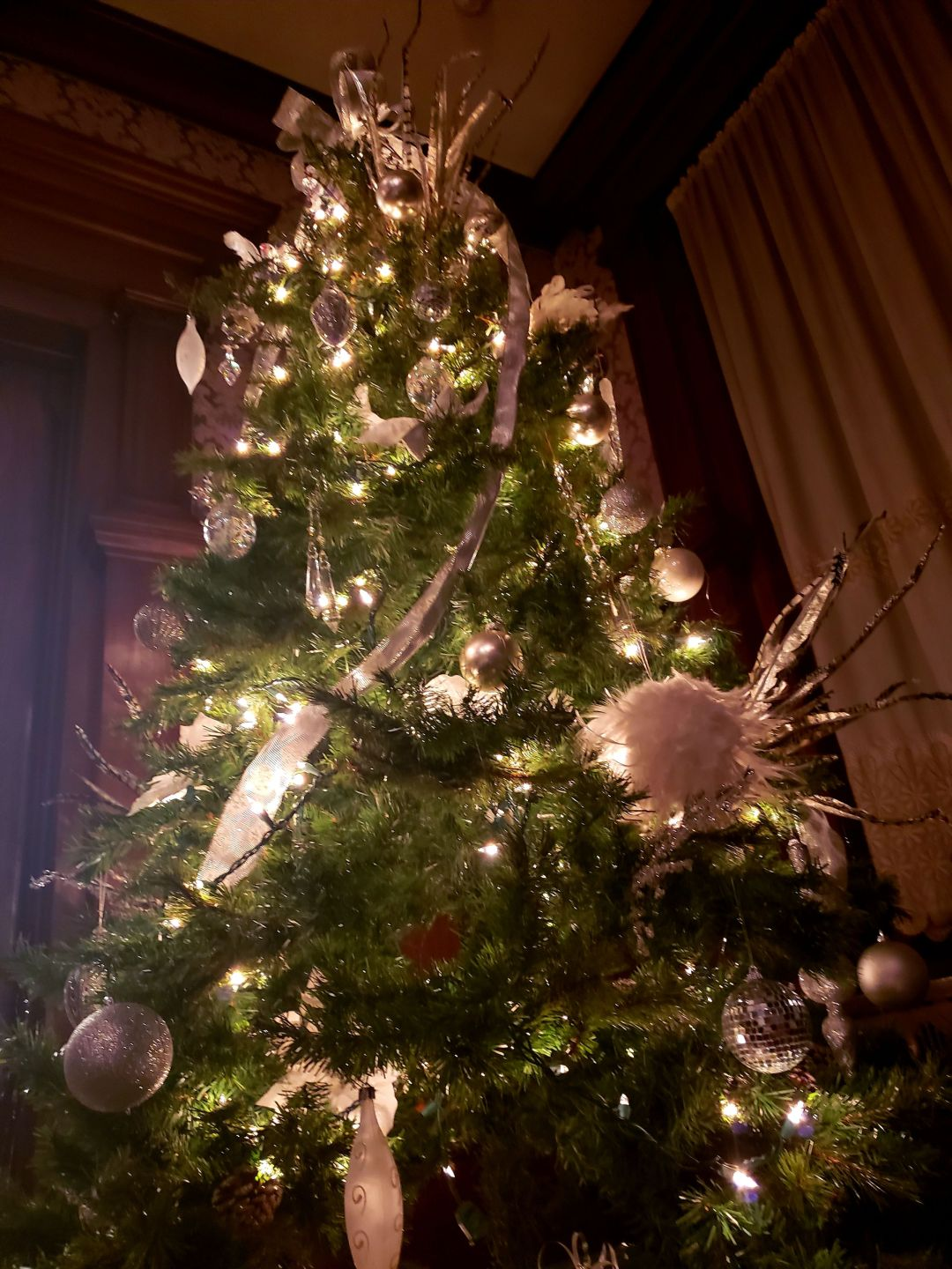 20181213_210852-1440x1920 African American Home Tour: Herndon Home During the Holidays