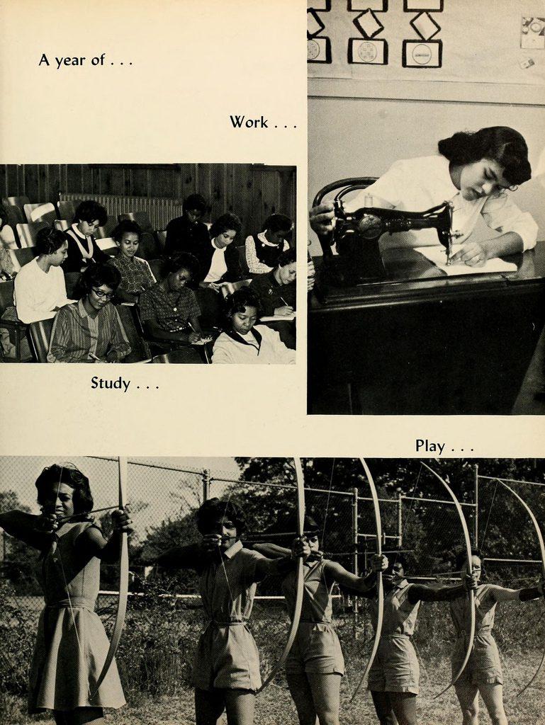 6902417256_43b11de248_b HBCU Spotlight: Belles of Bennett College from the Past