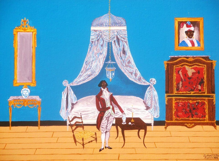 6d48af14cbd5e4c5e1a6fe8e6345b3b2 New Orleans Design Feature: Creole Art We Love