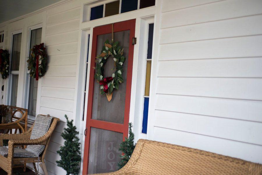DSC_2386 Lowcountry Porch Tour: Farmhouse Christmas Style