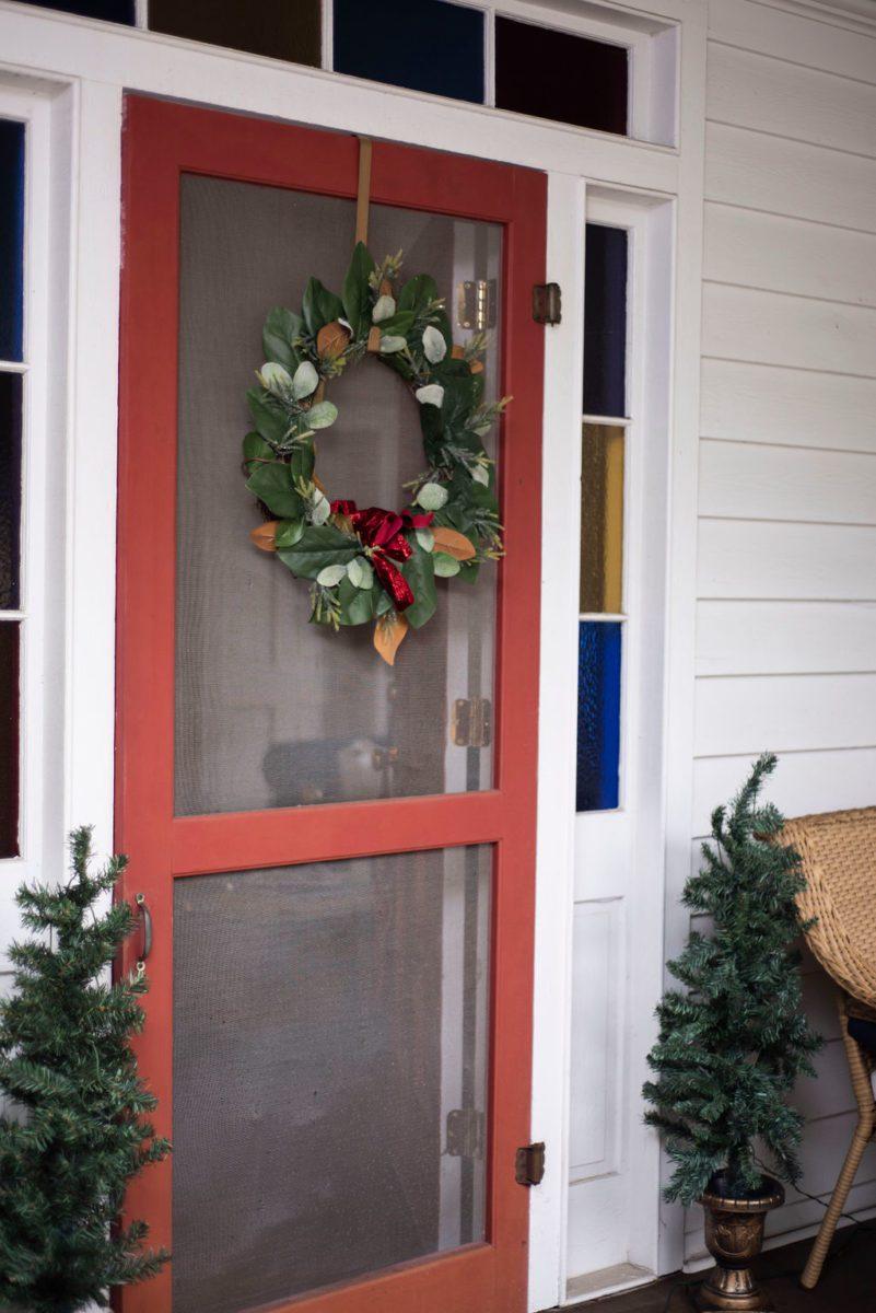 DSC_2443 Lowcountry Porch Tour: Farmhouse Christmas Style