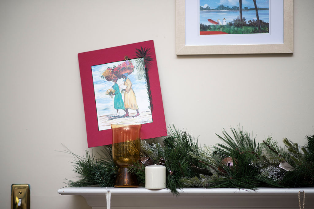 DSC_2578 Lowcountry Christmas: Oyster and Gullah Inspired Decor