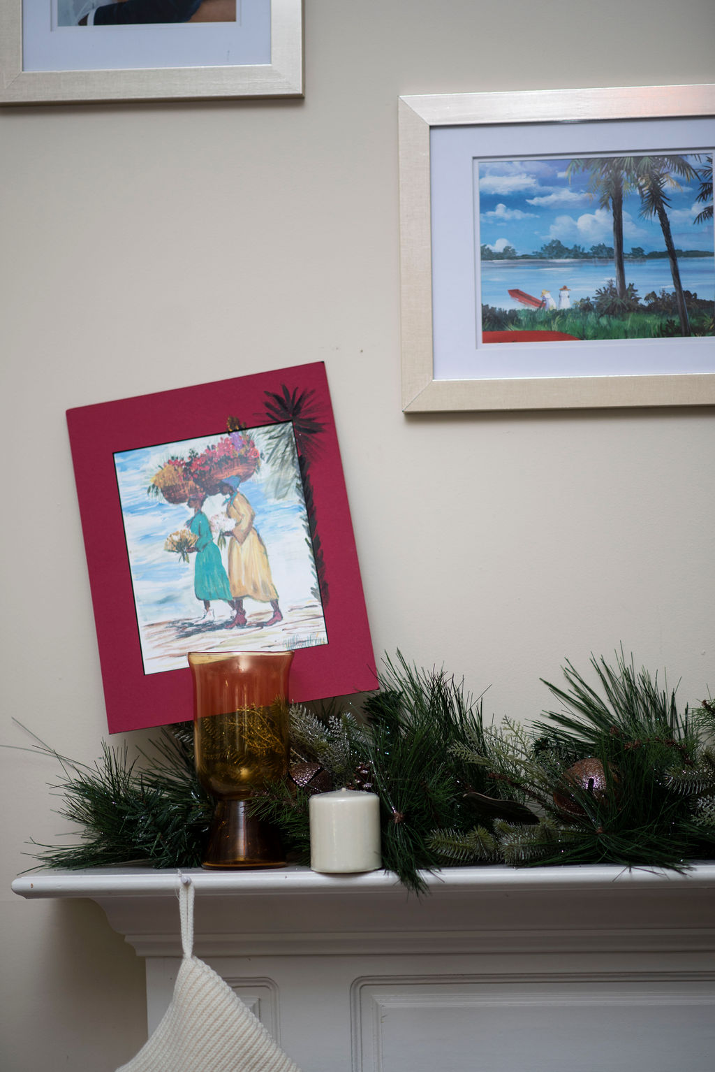 DSC_2581 Lowcountry Christmas: Oyster and Gullah Inspired Decor