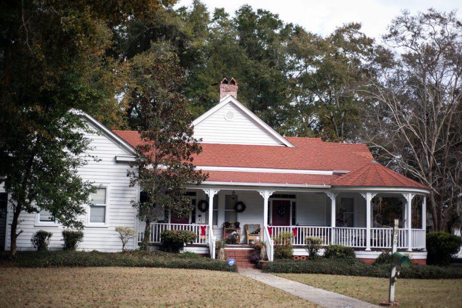 DSC_2871 Lowcountry Porch Tour: Farmhouse Christmas Style