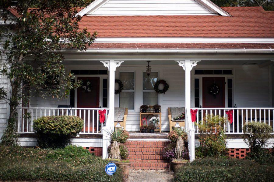DSC_2875-1 Lowcountry Porch Tour: Farmhouse Christmas Style