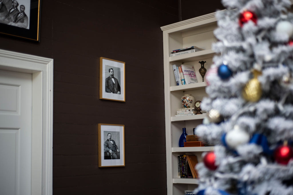 DSC_2911 Patriotic Holiday Decor: Reconstruction Era Holiday Theme