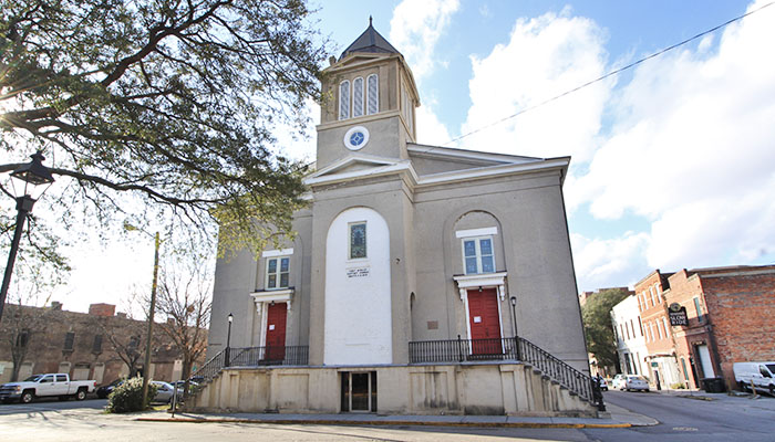 First-African-Baptist-Church-in-Savannah New Year's Eve Travel: Historic Black Churches to Visit for Watch Night Celebrations