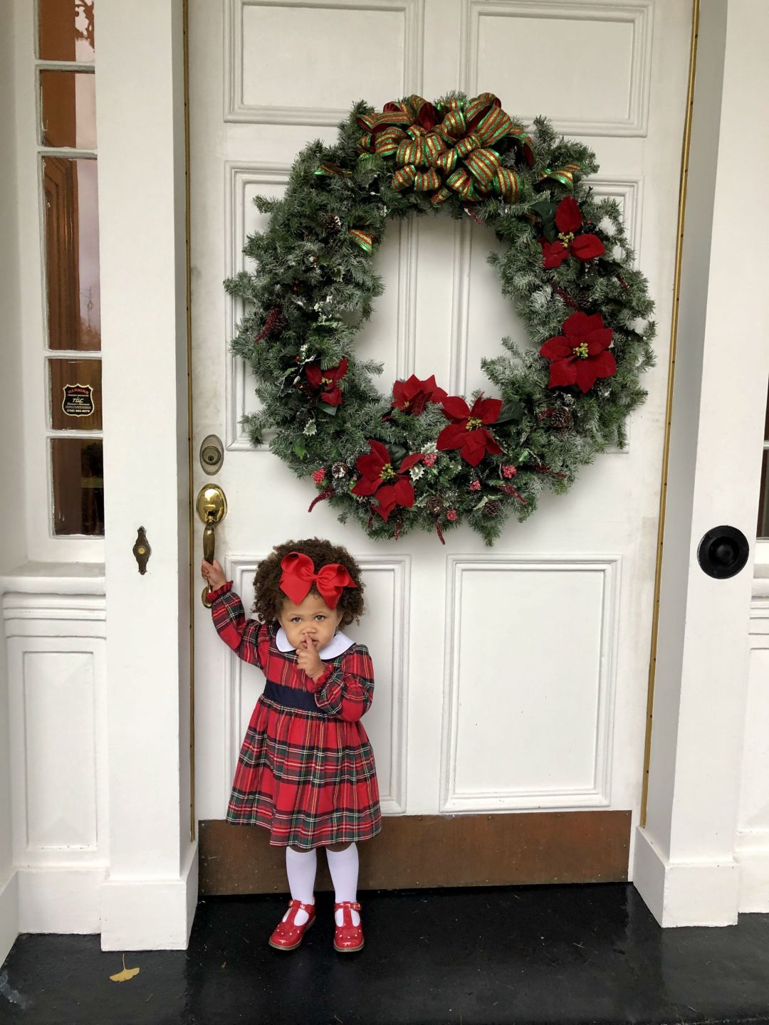 IMG_9451-1440x1920 Black Southern Belle Baby Holiday Photos We Love