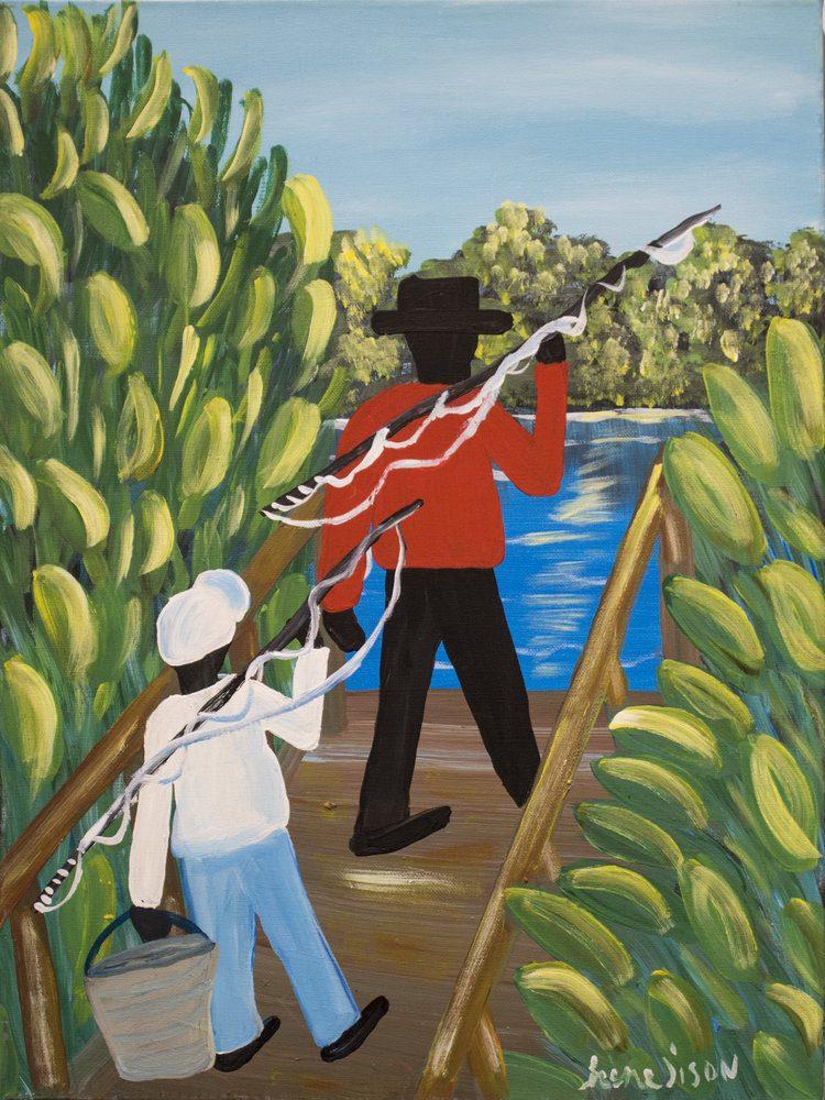 IMG_9490 Black Exhibit Spotlight: The Legacy of the Gullah Geechee