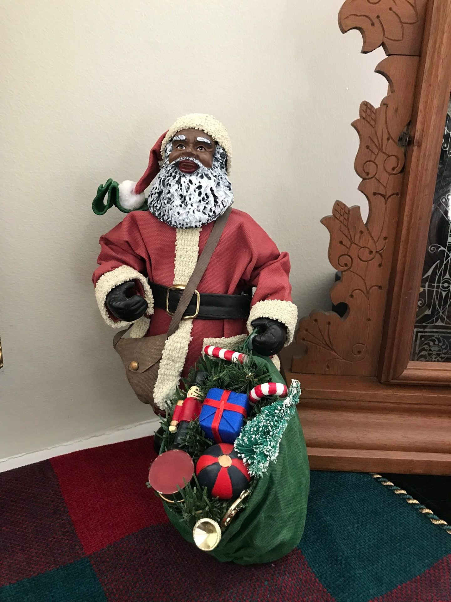 image10-1440x1920 African American Holiday Traditions: Black Santa in Upstate, SC