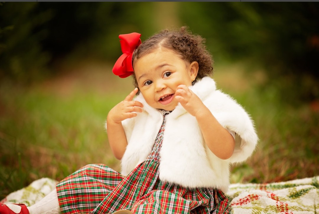 image5-2 Black Southern Belle Baby Holiday Photos We Love
