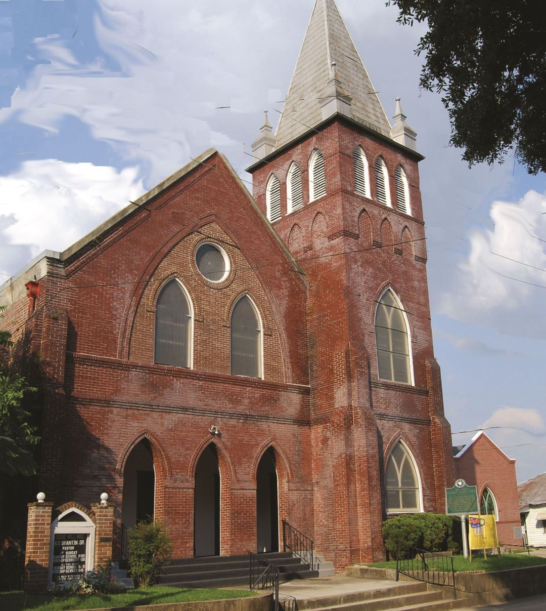 rose_hill_mb_church New Year's Eve Travel: Historic Black Churches to Visit for Watch Night Celebrations