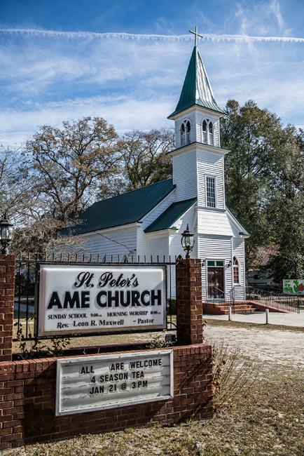 st-peters-walterboro New Year's Eve Travel: Historic Black Churches to Visit for Watch Night Celebrations