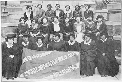 2680810827_732c85bd48 Vintage Images of Alpha Kappa Alpha