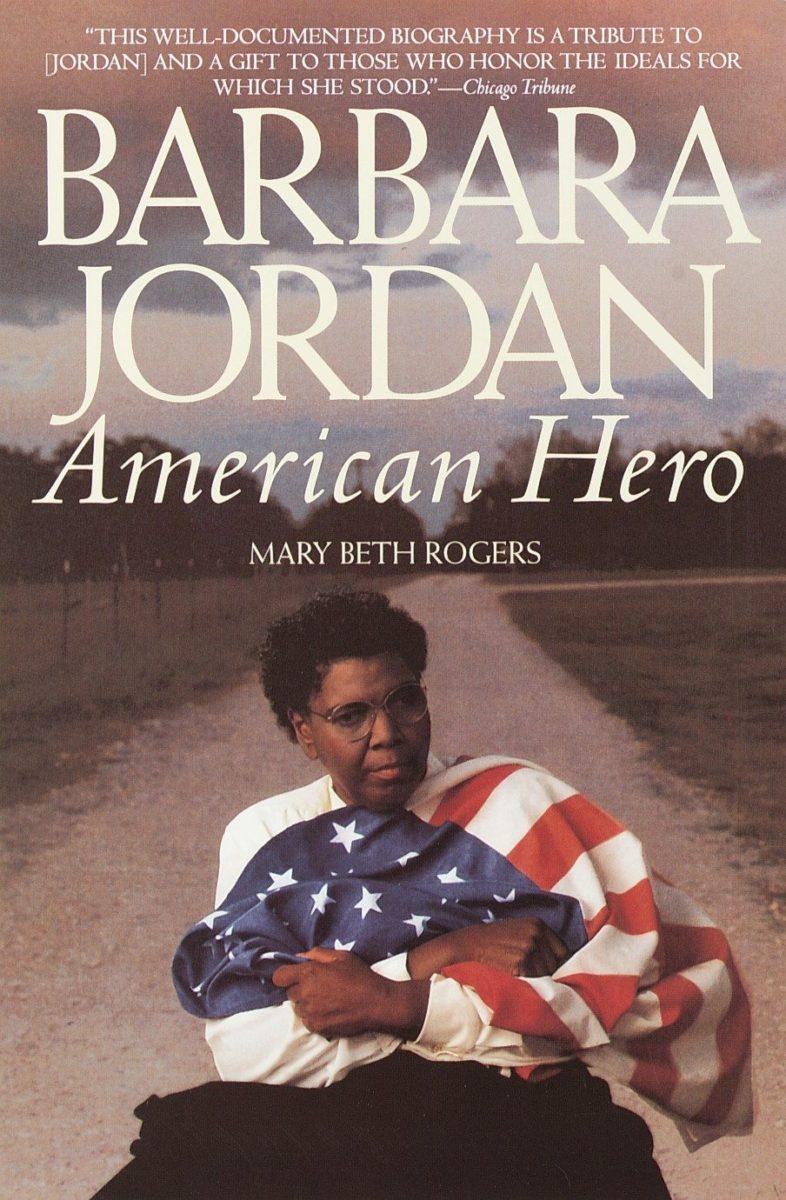 810G8bQiauL Texas Legends: Barbara Jordan Books to Add Your Collection
