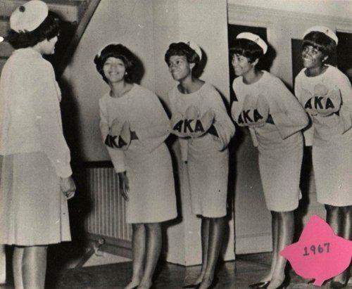 Vintage Images of Alpha Kappa Alpha