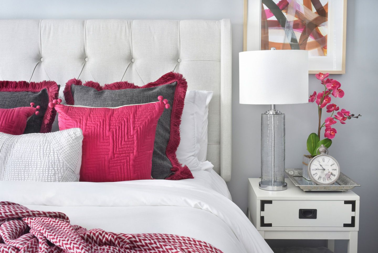 BedroomDetail-1440x962 Design Inspiration with Atlanta, Ga Interior Designer, Faneisha Nibbs