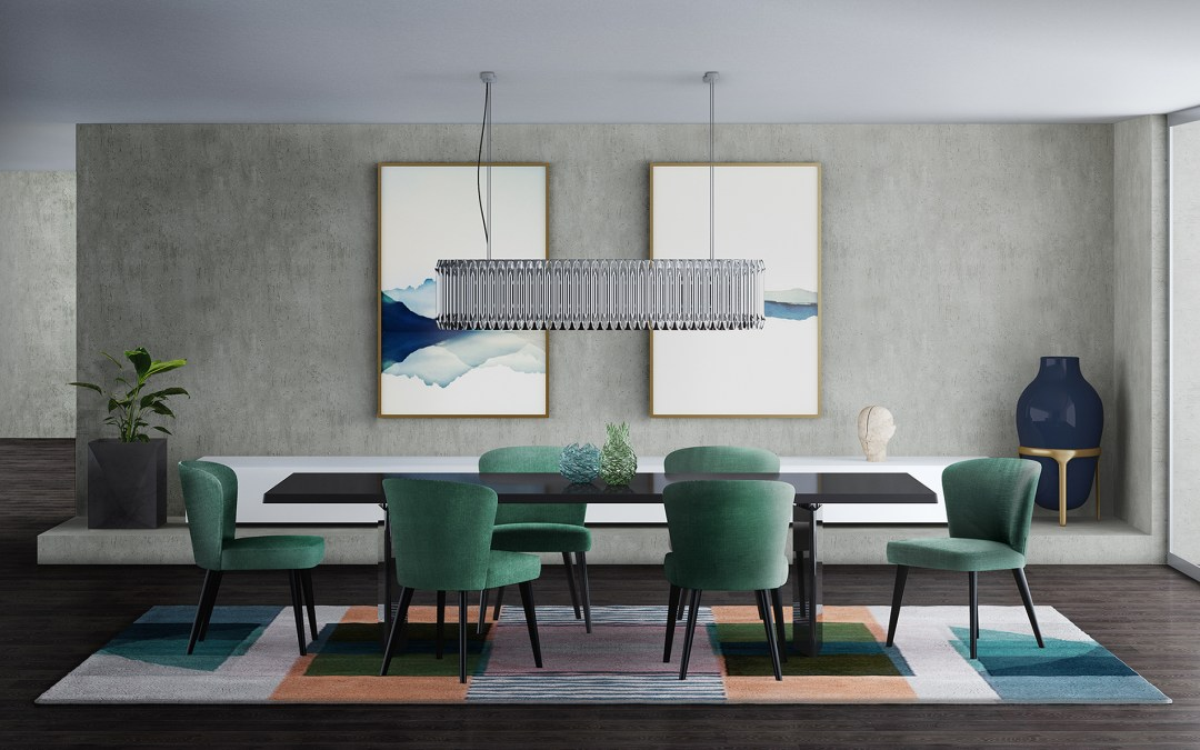 DelightFULL-Modern-Didiing-RoomGreen-and-Silver-Inspiration-1790360-1440x900 Inspired By Nature: How to Add Green to Your Home