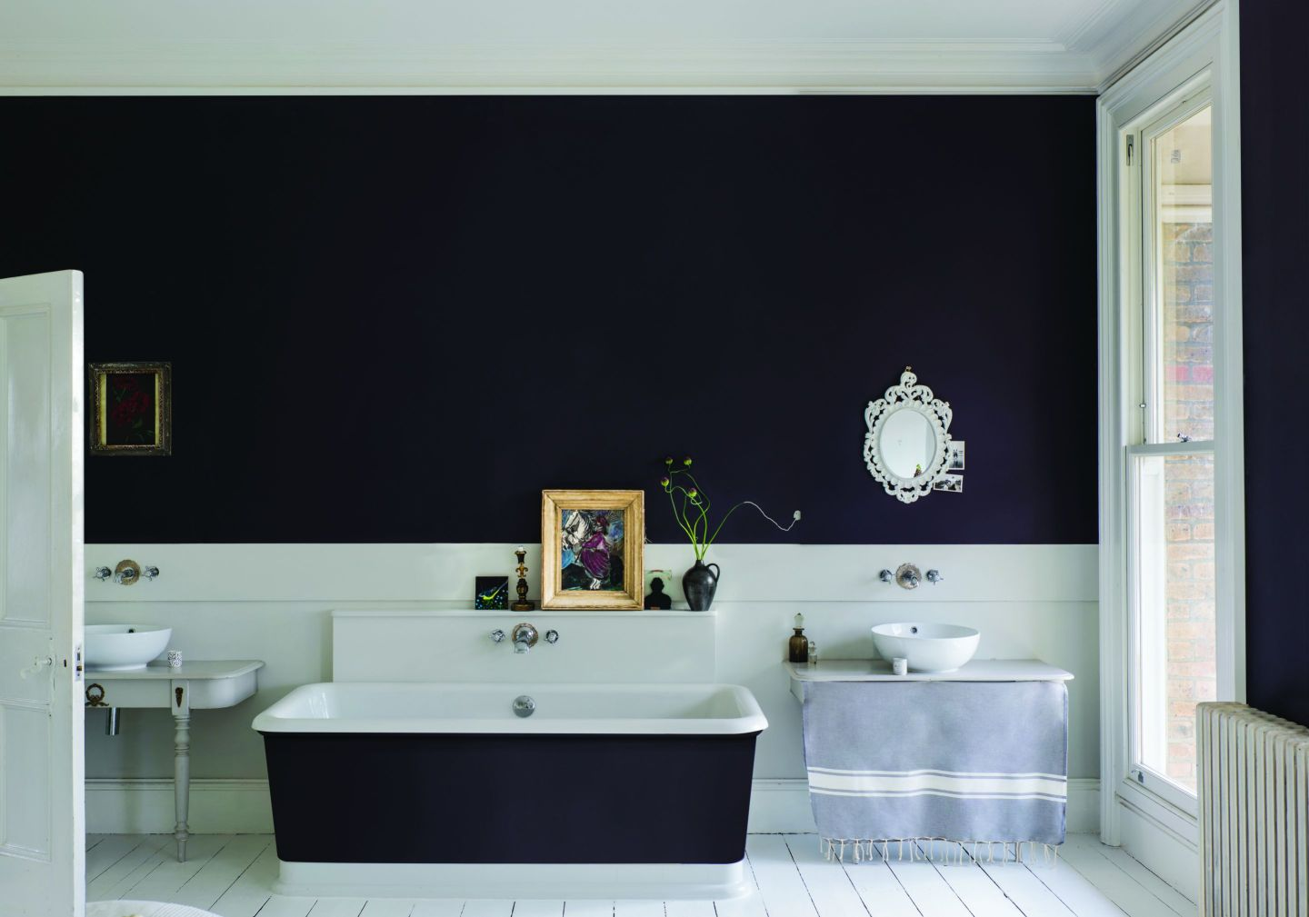FarrowBall_2604406_PaeanBlackNo294.jpg-1440x1009 Paint Inspiration: 20 Colorful Rooms We Love