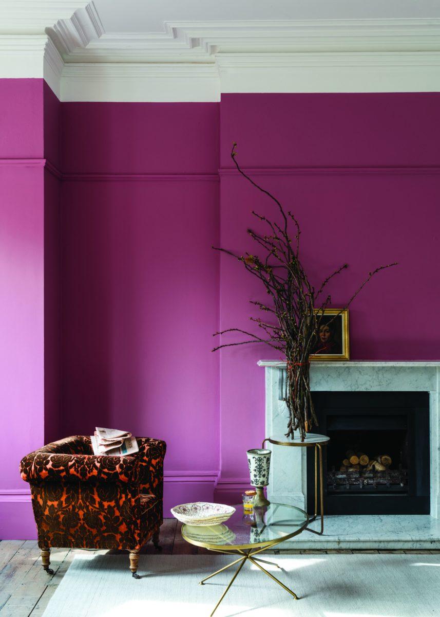 FarrowBall_2604448_RangwaliNo296.jpg-1440x2016 Paint Inspiration: 20 Colorful Rooms We Love