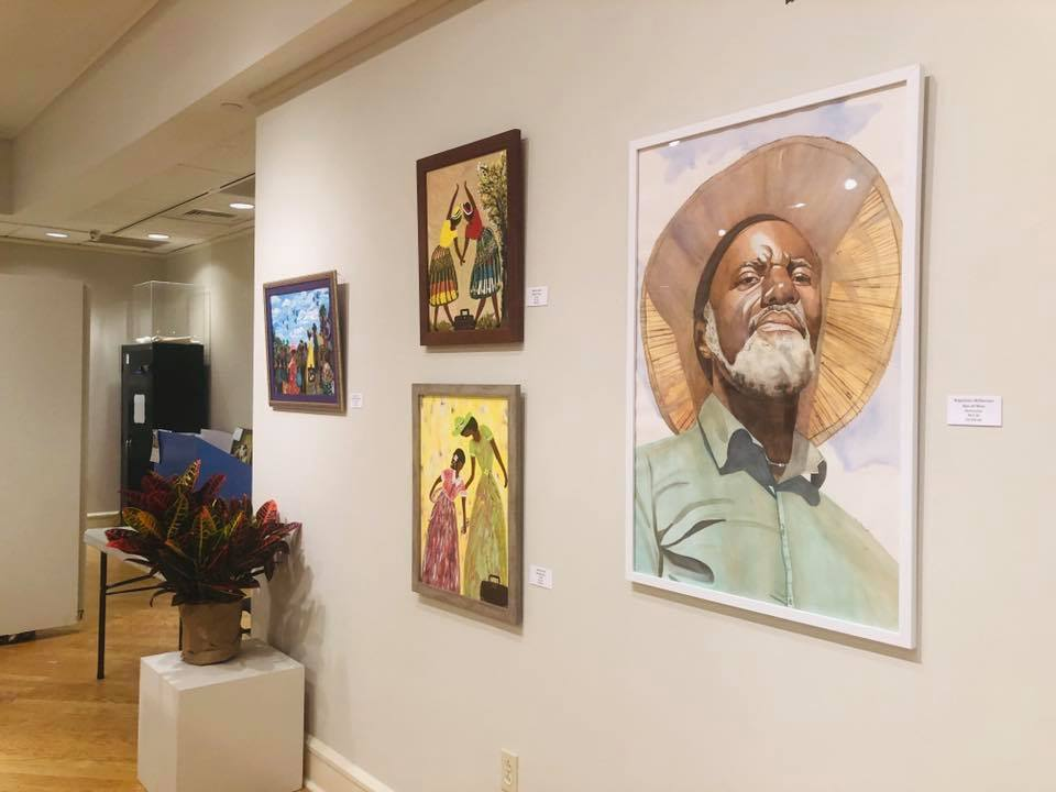 Gullah Celebration: Exhibit of The Great Migration