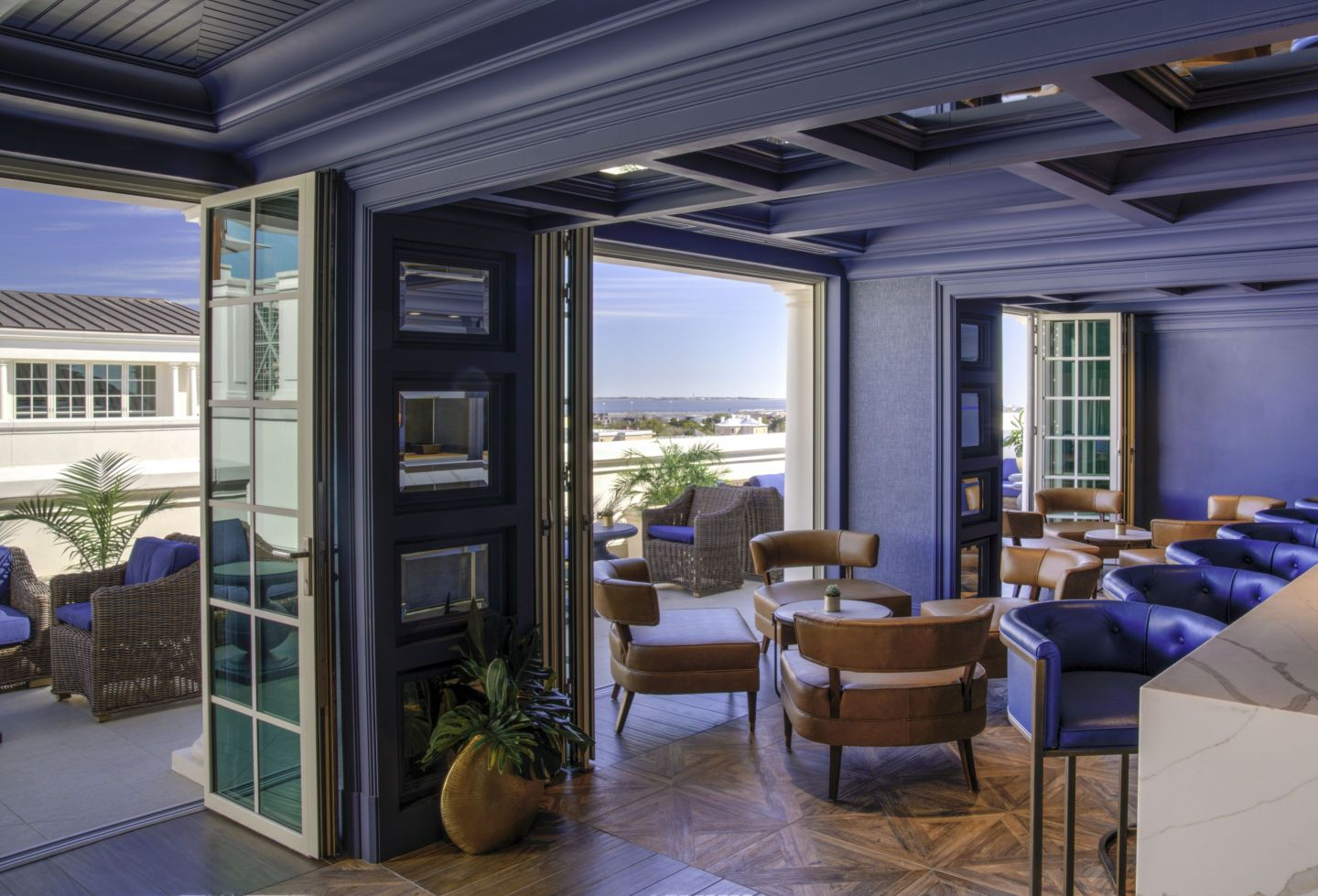 Fiat-Lux-Rooftop-Bar_Credit-Modus-Photography-1-1440x979 Design Tour: Hotel Bennett Debuts in Charleston, SC