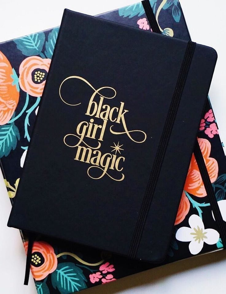 effies-paper-black-girl-magic-notebook-1 Black Owned Galentine's Day Fun from Lifestyle Experts