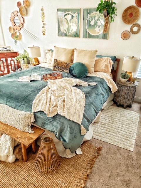 20190218_154817-01 Blogger Home Tour: Bohemian Styled Home in Chesapeake, VA