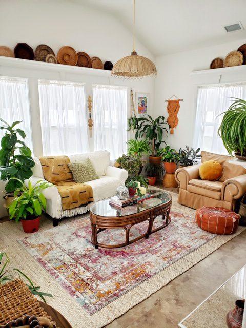 20190219_161333-01 Blogger Home Tour: Bohemian Styled Home in Chesapeake, VA