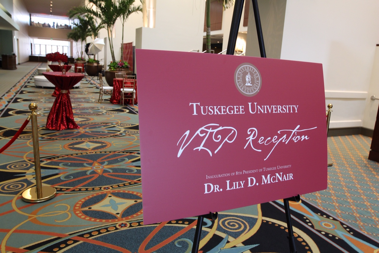 HBCU Gala Inspiration: Tuskegee University Inauguration of Dr. Lily D. McNair
