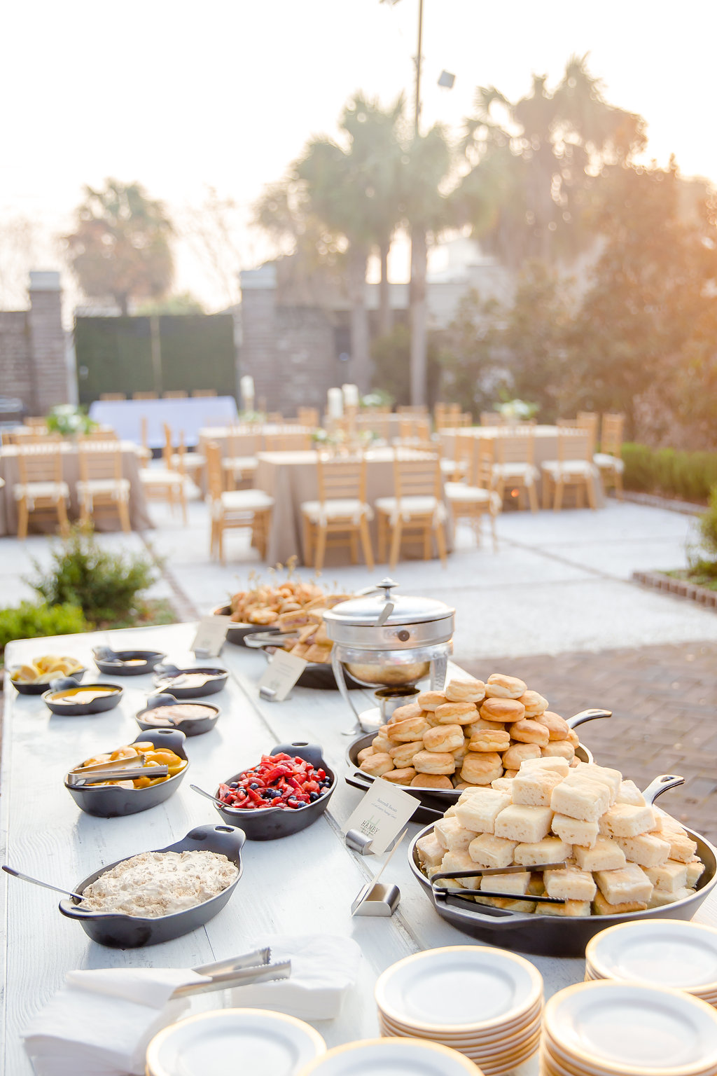 BSBCollective2016-2312 Lowcountry Soiree Fun: Biscuit Bar Inspiration