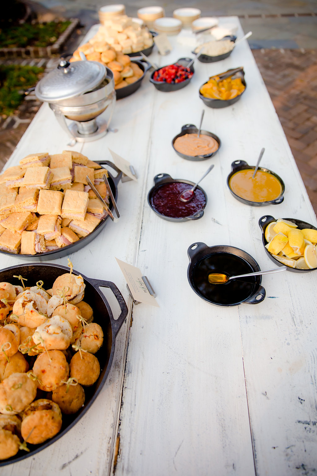 BSBCollective2016-2361 Lowcountry Soiree Fun: Biscuit Bar Inspiration