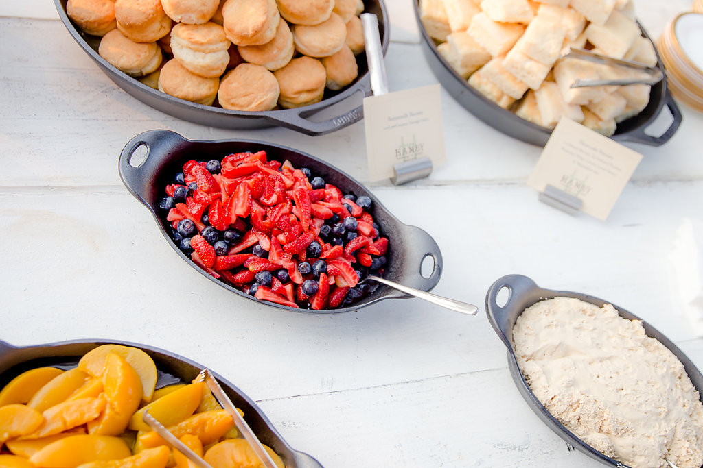 Lowcountry Soiree Fun: Biscuit Bar Inspiration