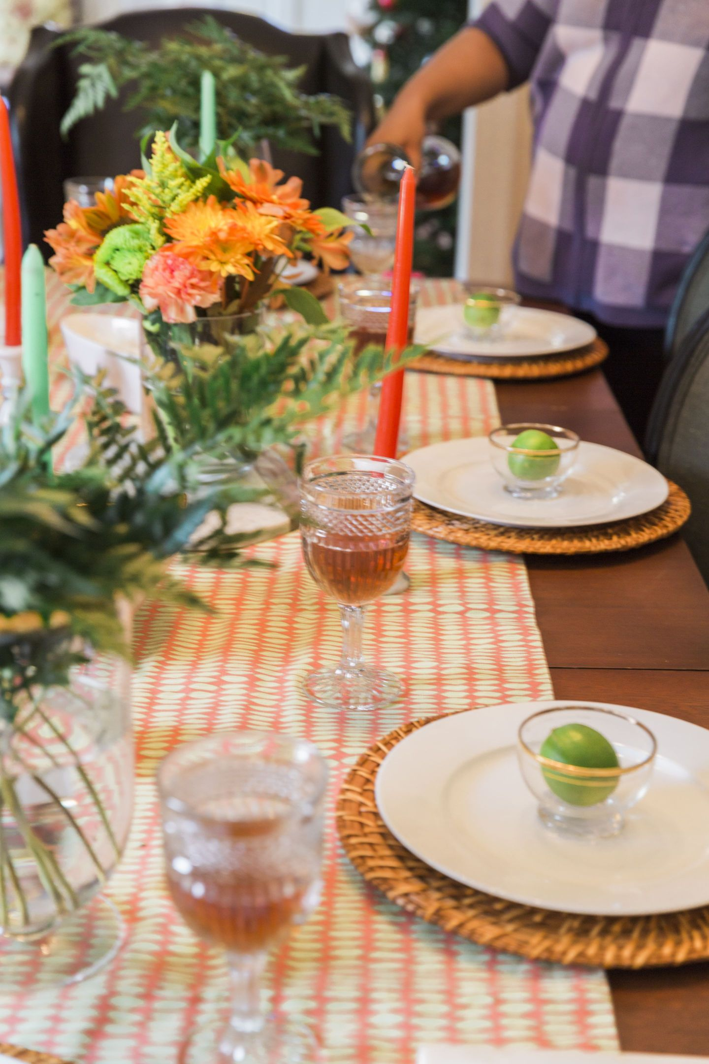 Black-Southern-Belle0072-1440x2160 Rattler-Inspired: Orange and Green Spring Dinner Party