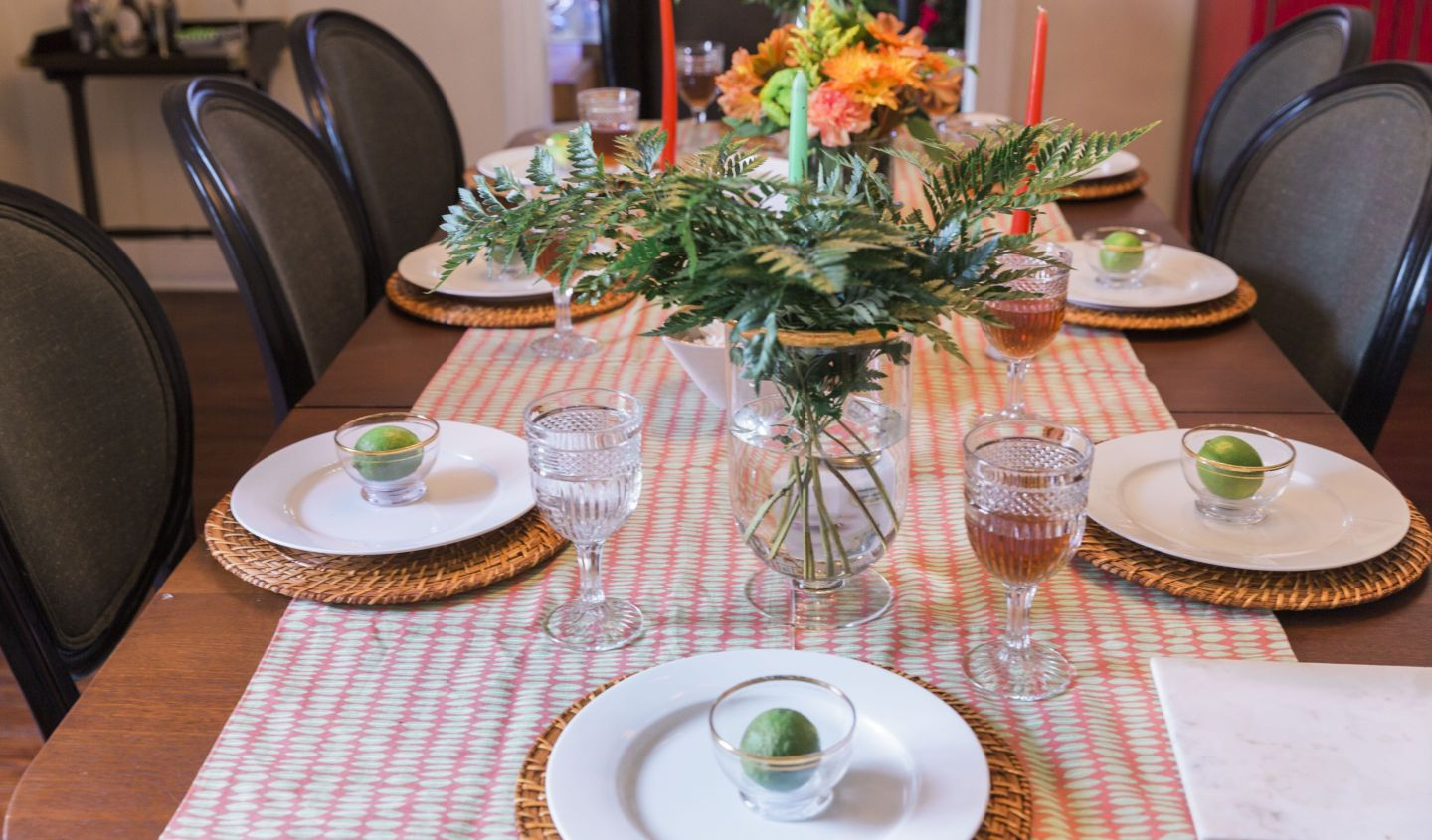 Black-Southern-Belle0074-1440x845 Rattler-Inspired: Orange and Green Spring Dinner Party