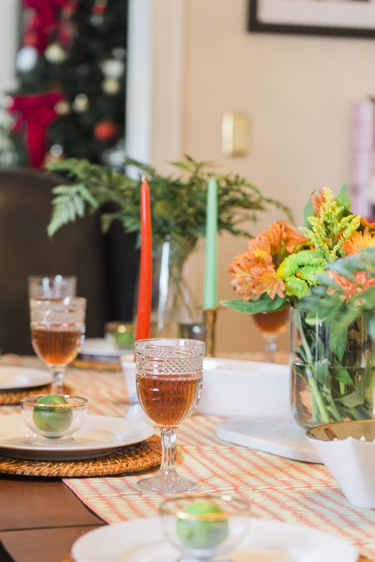 Black-Southern-Belle0078-1440x2160 Rattler-Inspired: Orange and Green Spring Dinner Party