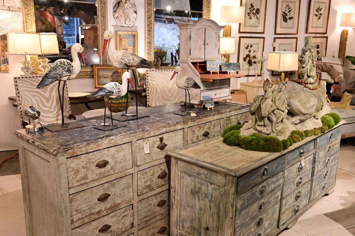 PeytonHoge-photos-055-1440x959 Southern Exposure with Black Southern Belle: Nashville Antiques & Garden Show
