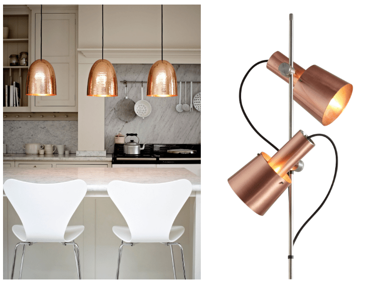copper Copper Accents for the Home: Inspiration Every Corner of the Home
